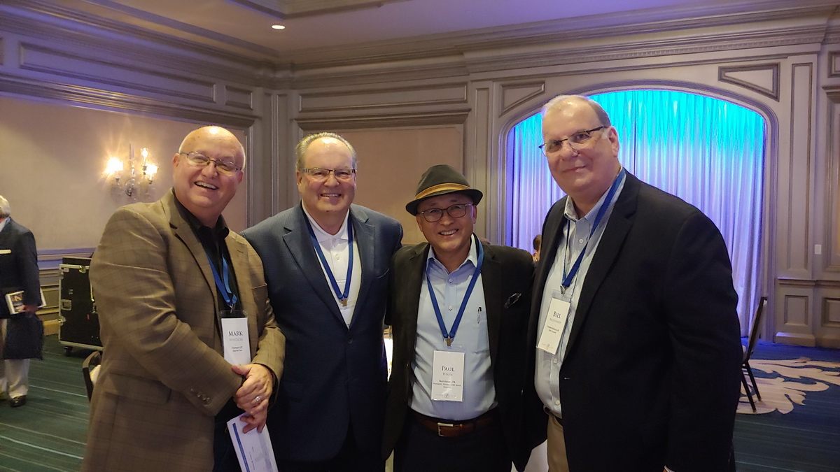 Paul Hyon attends CBMC-USA President's Council Conference