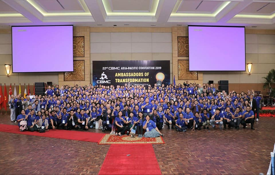 22nd Asia-Pacific CBMC Convention in Cambodia